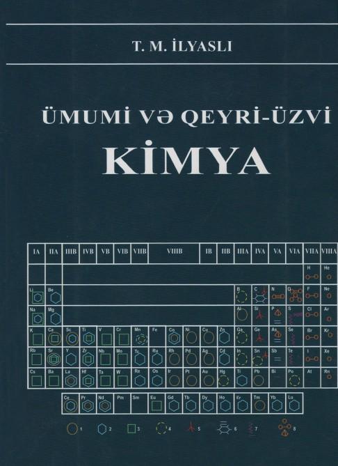 Umumi Və Qeyri Uzvi Kimya Kitabi Nəsr Olunub Astarainfo Az